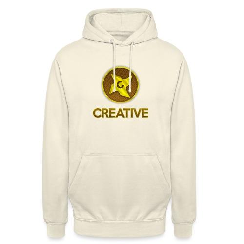 Creative logo shirt - Hættetrøje unisex