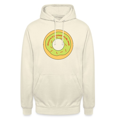Donut Come For Me Red - Unisex Hoodie