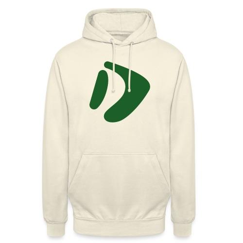 Logo D Green DomesSport - Unisex Hoodie
