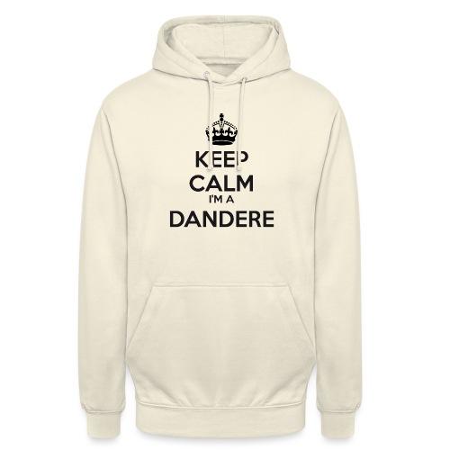 Dandere keep calm - Unisex Hoodie
