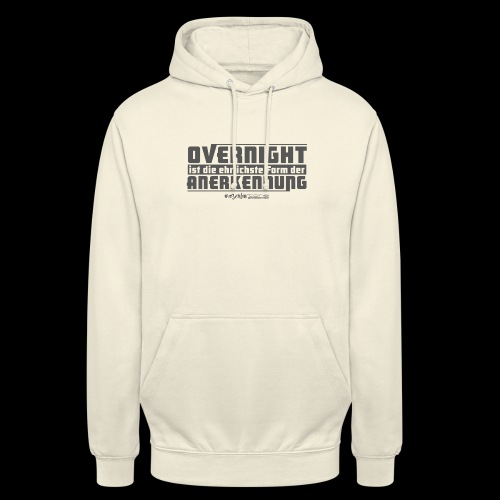 Overnight - Unisex Hoodie