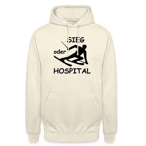 Sieg oder Hospital - Unisex Hoodie
