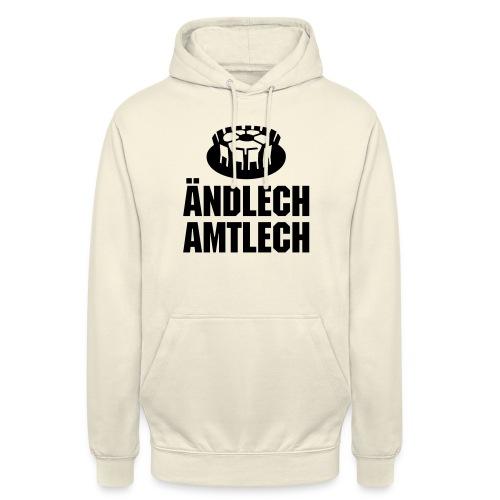 Amtl. bew. Meistershirt - Unisex Hoodie
