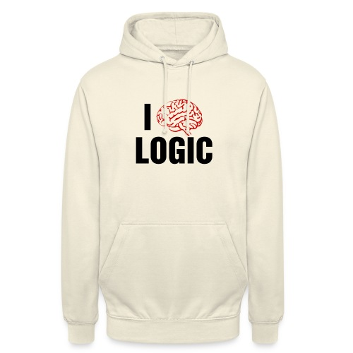 logic - Unisex Hoodie