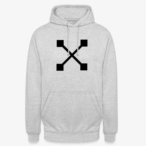 X BLK - Unisex Hoodie