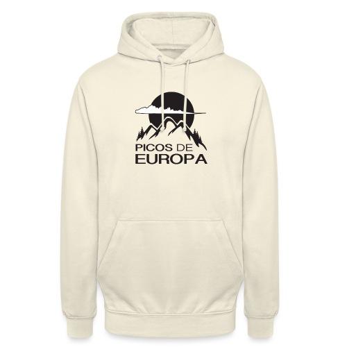 Picos de Europa - Sudadera con capucha unisex