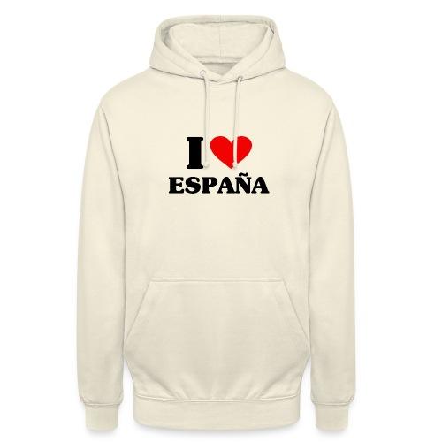 I love Espana - Unisex Hoodie