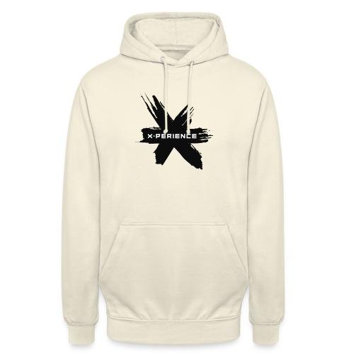 x-perience - Das neue Logo - Unisex Hoodie