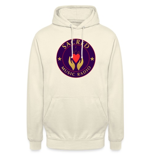 Spread Peace Through Music - Unisex Hoodie
