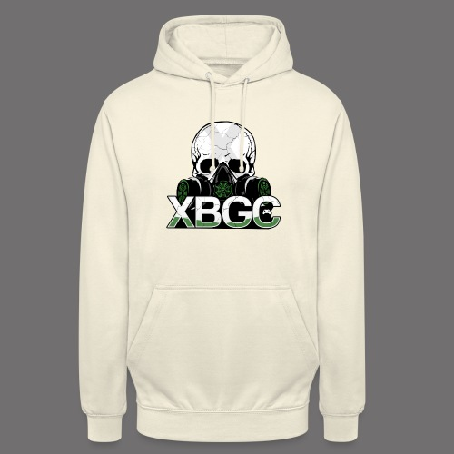 XBGC NEW LOGO changed png - Unisex Hoodie