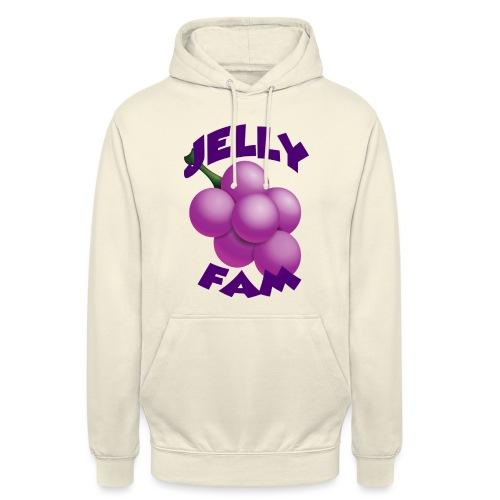 JellySquad - Hættetrøje unisex