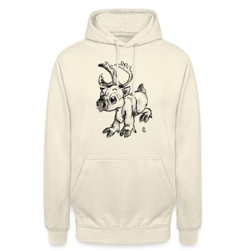 Caribou - Sweat-shirt à capuche unisexe