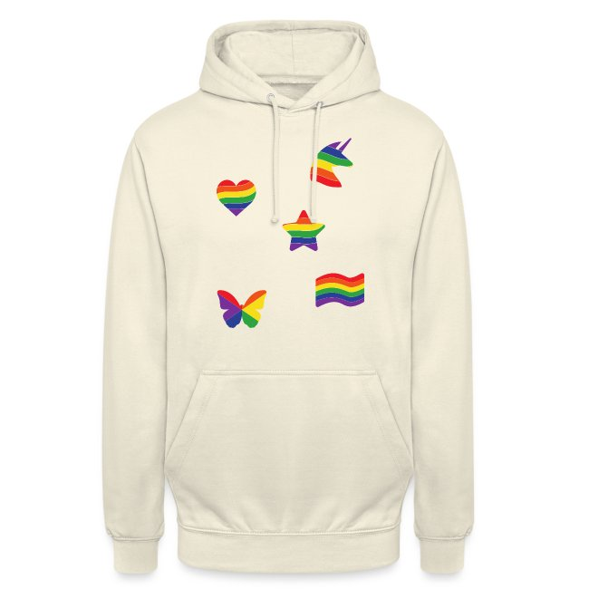 Regenbogen Sticker | LGBT | Pride