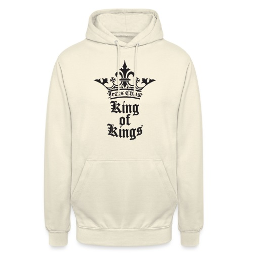 king_of_kings - Unisex Hoodie