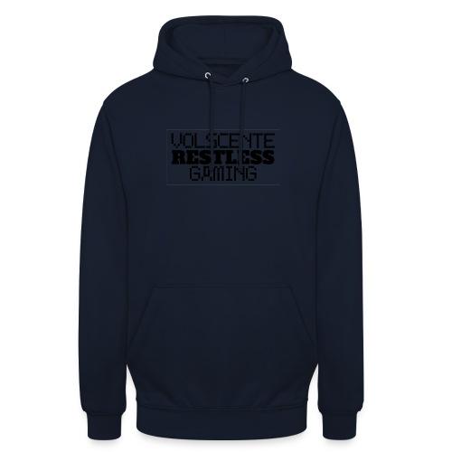 Volscente Restless Logo B - Felpa con cappuccio unisex