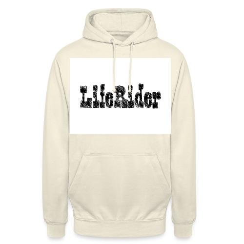 LifeRider - Unisex Hoodie