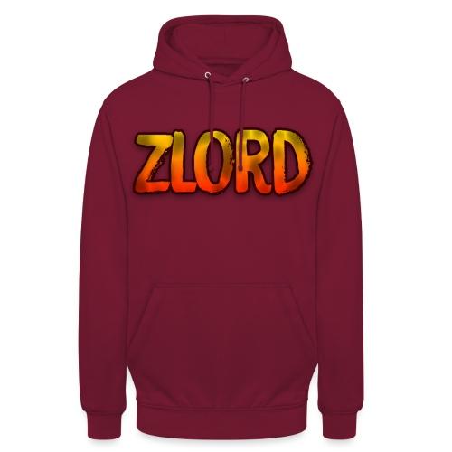 YouTuber: zLord - Felpa con cappuccio unisex
