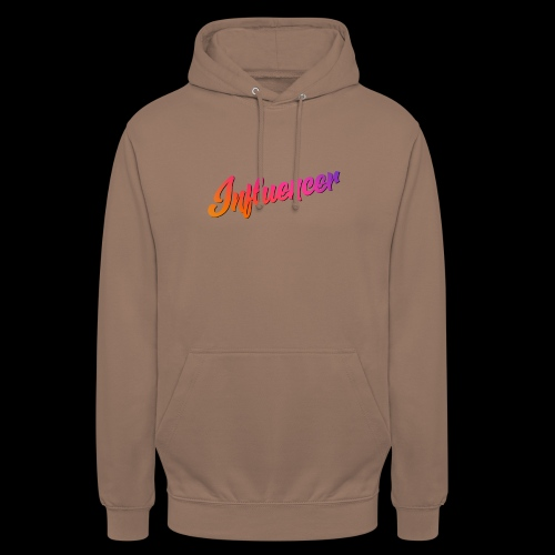 Influencer Instagram Youtube Youtuber - Unisex Hoodie