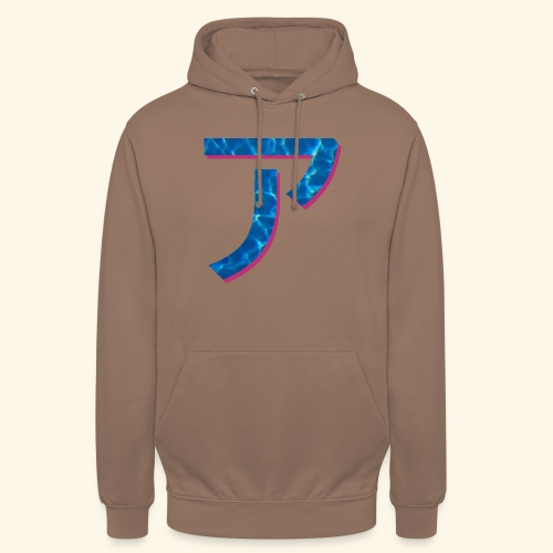 ア logo - Sweat-shirt à capuche unisexe