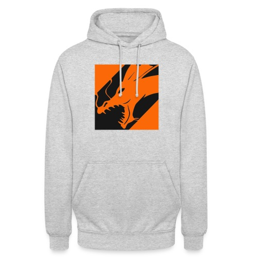 Dragon Orange - Hoodie unisex