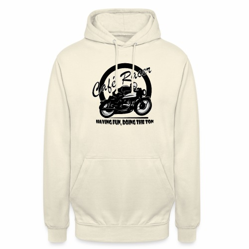 Having Fun, Doing The Ton - Unisex Hoodie