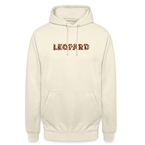 leopard 1237253 960 720 - Unisex Hoodie
