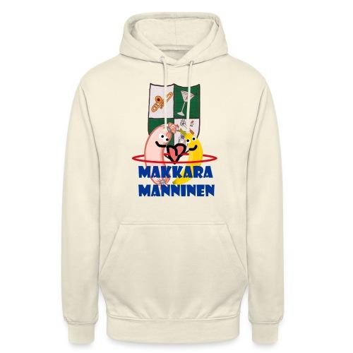 "Makkara Manninen -vauvan body - Huppari ""unisex"""