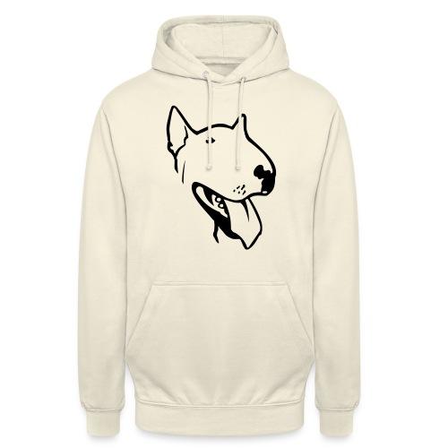bull terrier2 - Unisex Hoodie