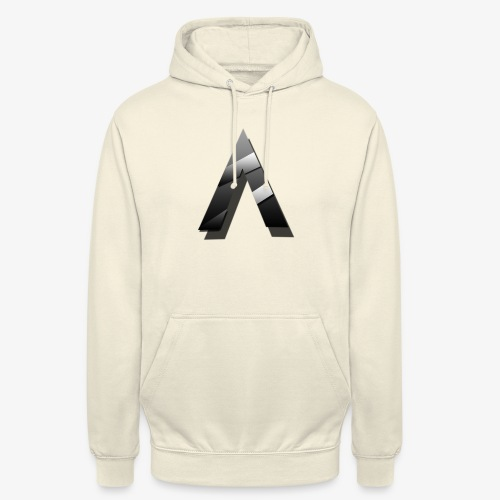 A for Arctic - Sweat-shirt à capuche unisexe