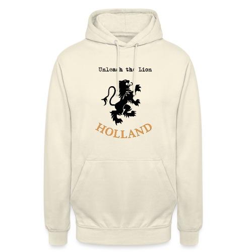 HOLLAND Oranje Unleash the LION - Hoodie unisex