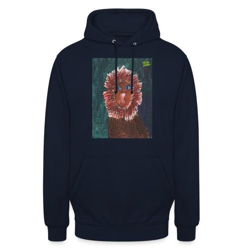 Lion T-Shirt By Isla - Unisex Hoodie