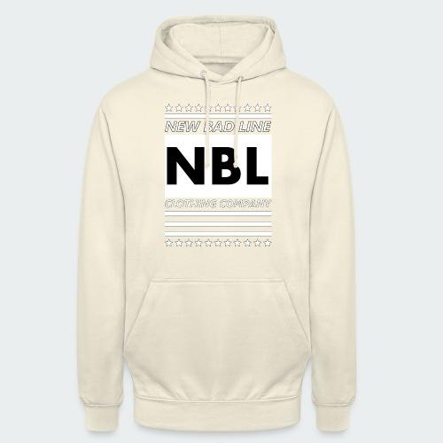 Męska Koszulka Premium New Bad Line - Bluza z kapturem typu unisex