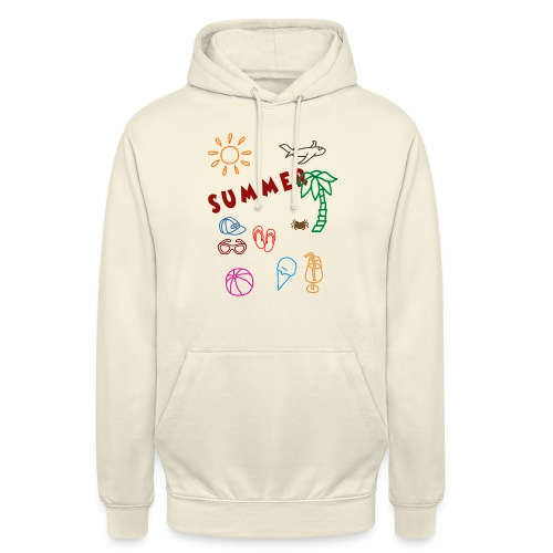 "Summer - Huppari ""unisex"""
