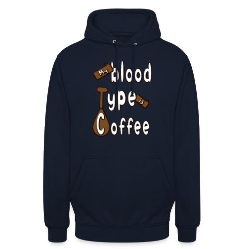 "Blood Coffee - Huppari ""unisex"""
