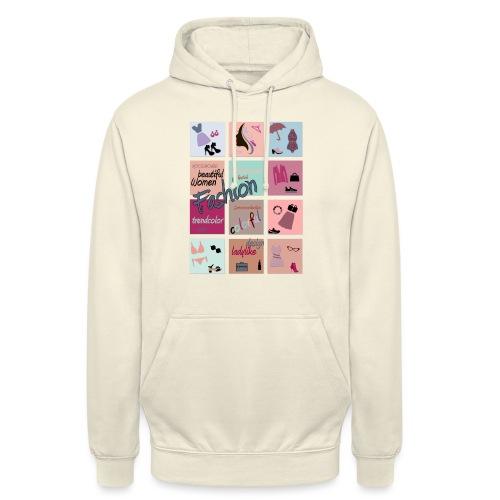 Fashion - Unisex Hoodie