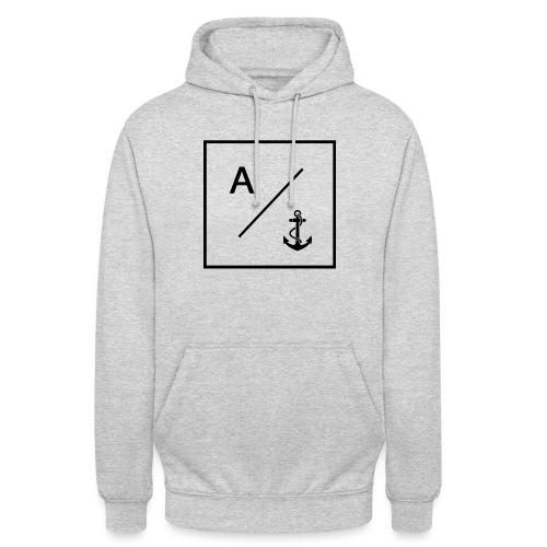Ancre Anvers - Sweat-shirt à capuche unisexe