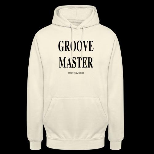 Groove Master2 - Felpa con cappuccio unisex
