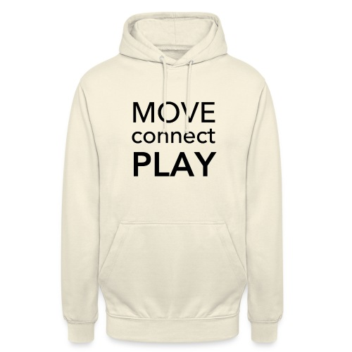 Move Connect Play - AcroYoga International - Unisex Hoodie