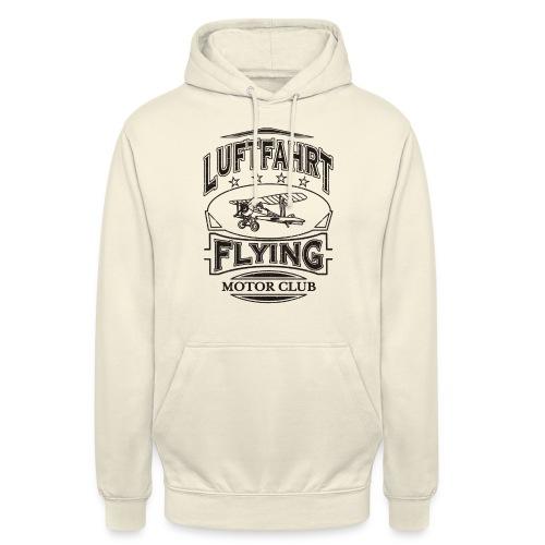 Luftfahrt Flieger Motor Club - Unisex Hoodie