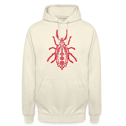 insectum - Hættetrøje unisex