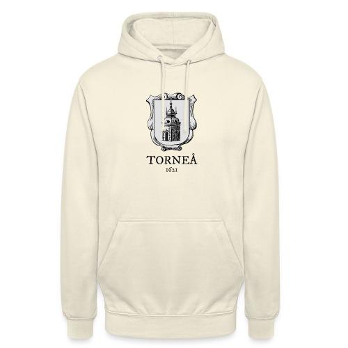 "Tornea 1621 harmaa - Huppari ""unisex"""