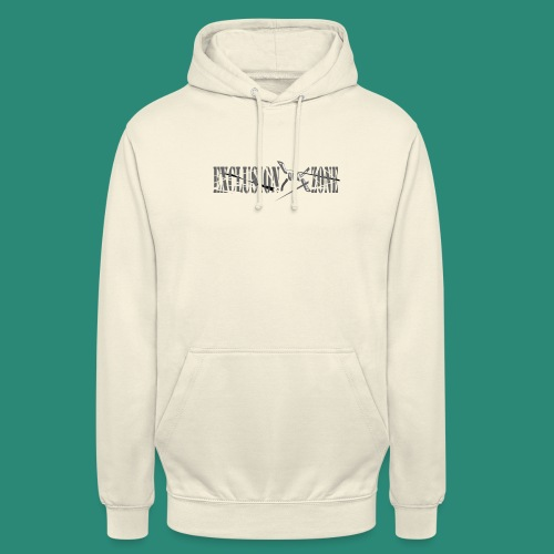 EXCLUSION ZONE - Unisex Hoodie