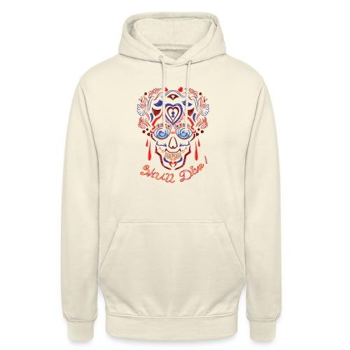 Skull Tattoo Art - Unisex Hoodie