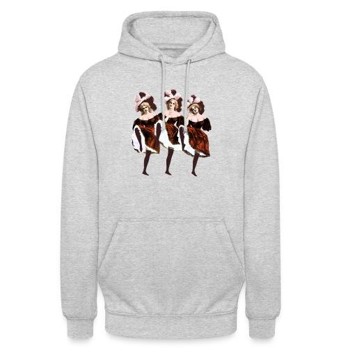 Vintage Dancers - Unisex Hoodie