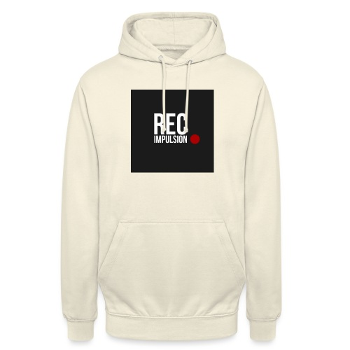 REC - Sweat-shirt à capuche unisexe