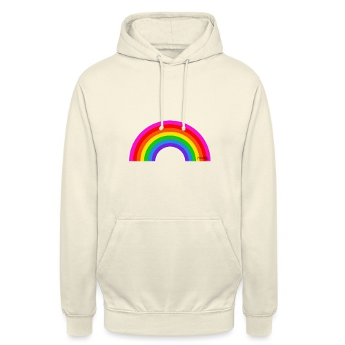 """Rainbow - Huppari """"unisex"""""""