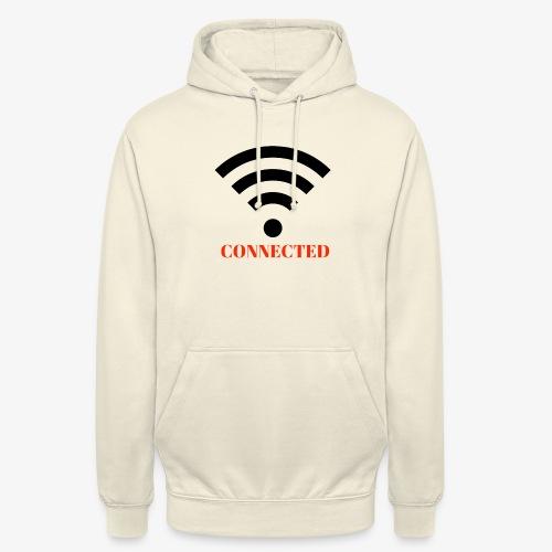 CONNECTED - Luvtröja unisex