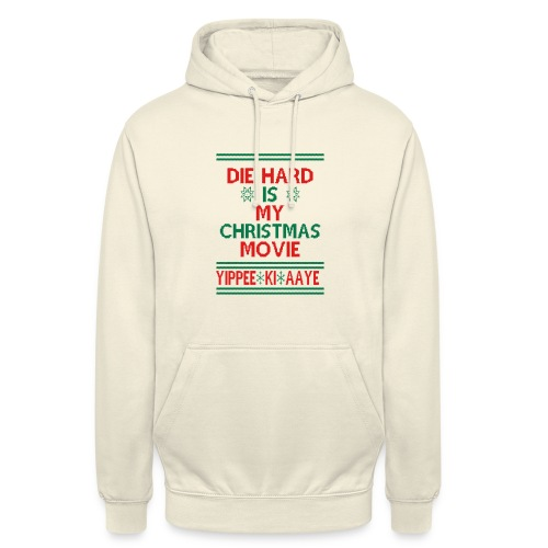 "Die Hard Its Not Christmas - Huppari ""unisex"""