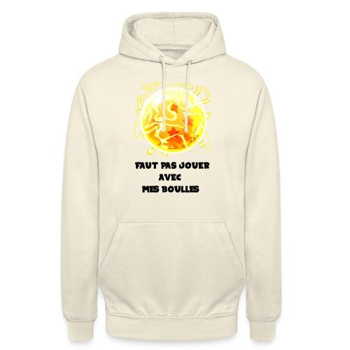T shirt DBZ - Sweat-shirt à capuche unisexe