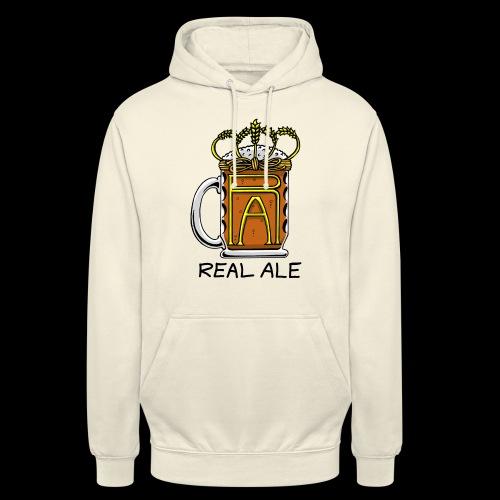 Real Ale - Unisex Hoodie
